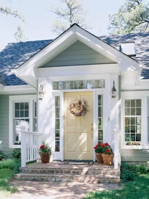 47 Cool Small Front Porch Design Ideas DigsDigs
