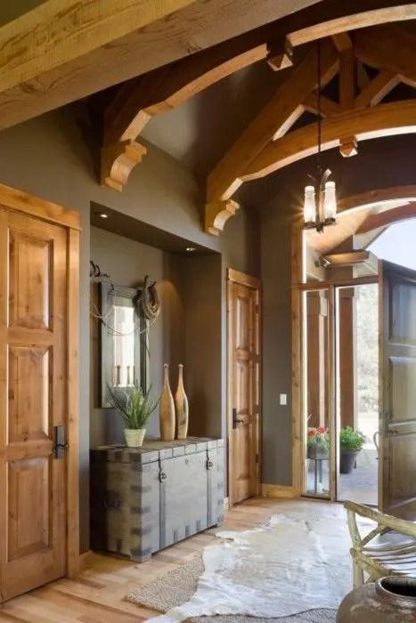 27 Cozy And Simple Farmhouse Entryway Dcor Ideas DigsDigs