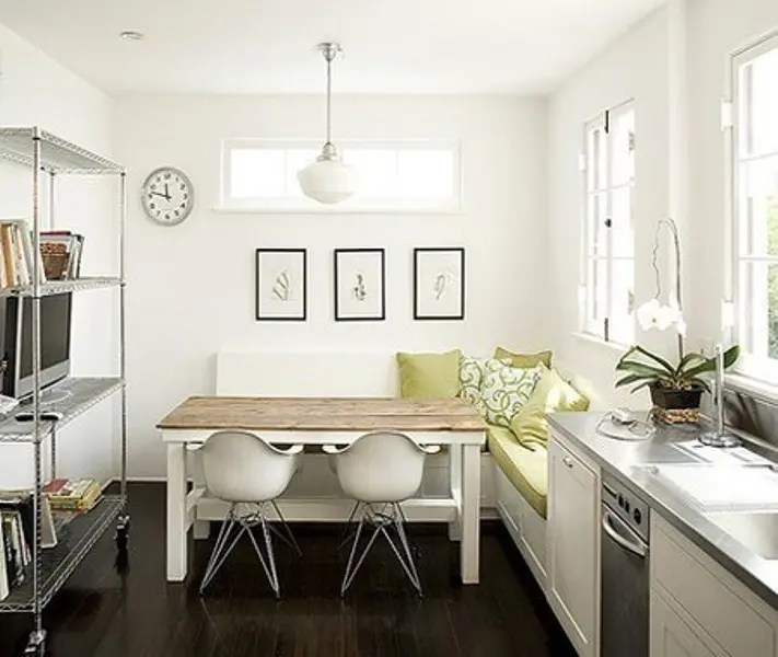 Table ideas for very small kitchens. 30 kitchen islands with ...