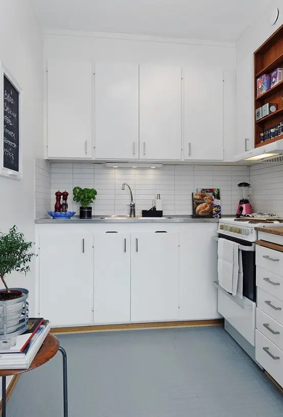 Tiny Kitchen Decor Ideas