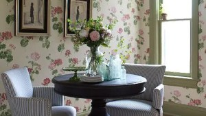 Decorating With Botanical Wallpaper: 31 Beautiful Ideas