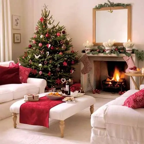 Xmas Decoration Ideas Living Room