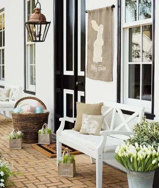 Easter Decorating Ideas Home
