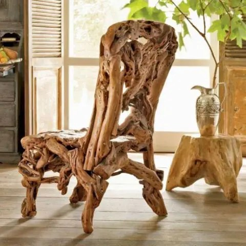 30 eco friendly driftwood furniture