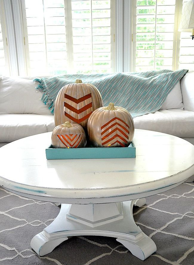 43 Fall Coffee Table Dcor Ideas DigsDigs