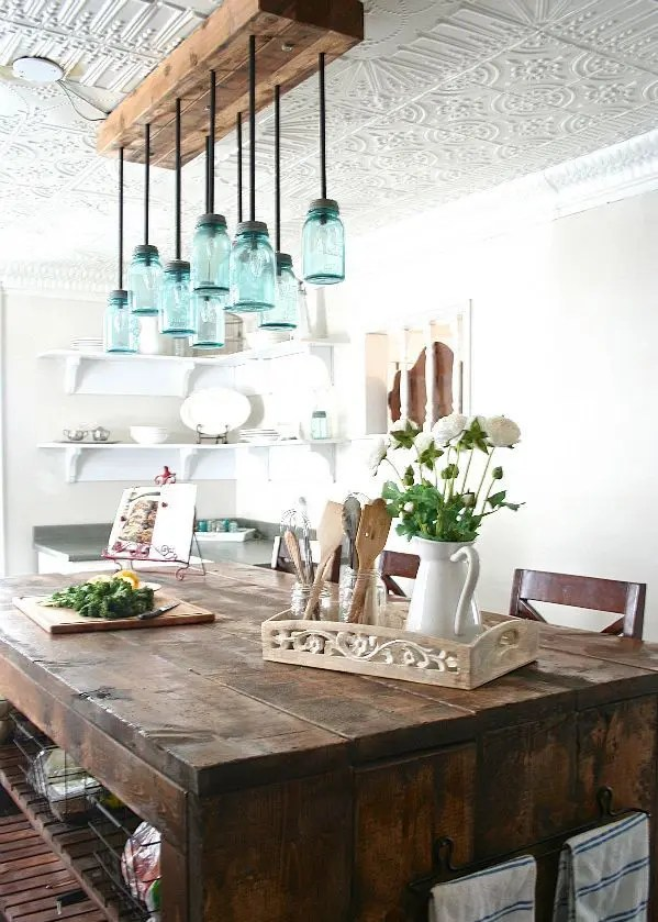 34 Farmhouse Dining Rooms And Zones To Get Inspired DigsDigs