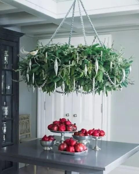 32 Original Fresh Eucalyptus Christmas Dcor Ideas DigsDigs