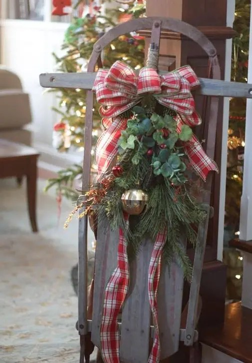 Outdoor Porch Christmas Decorations