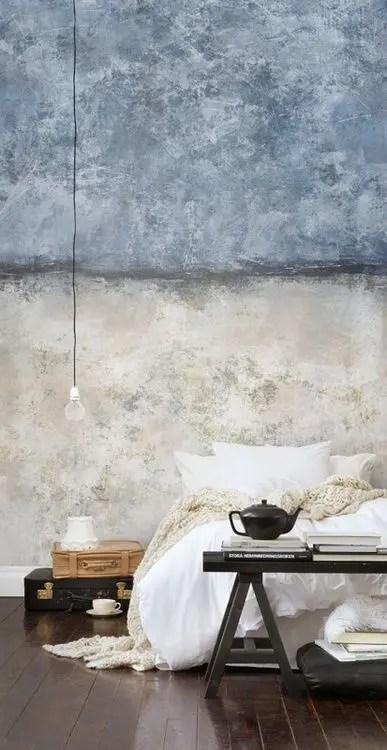 The Latest Decor Trend 29 Half Painted Wall Decor Ideas DigsDigs