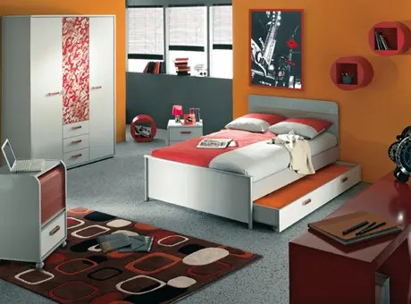 High Tech Junior Bedroom Furniture By Gautier DigsDigs