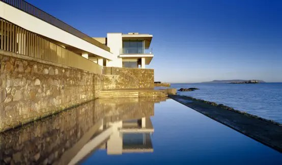 House Bounded By The Sea