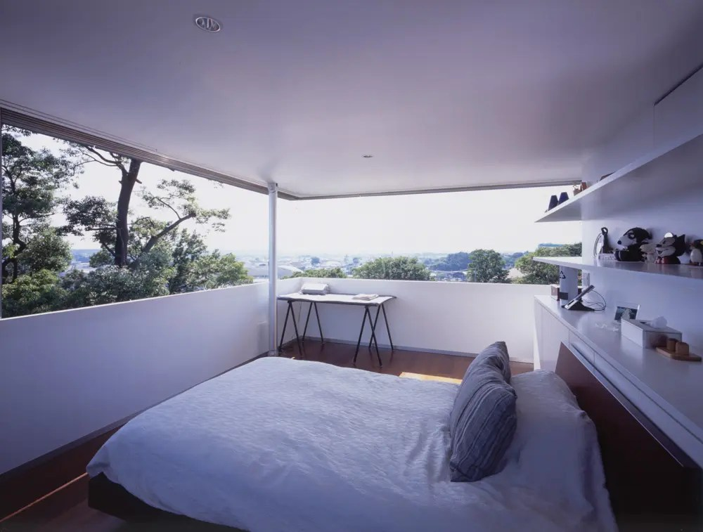 House Without Walls By Tezuka Architects DigsDigs