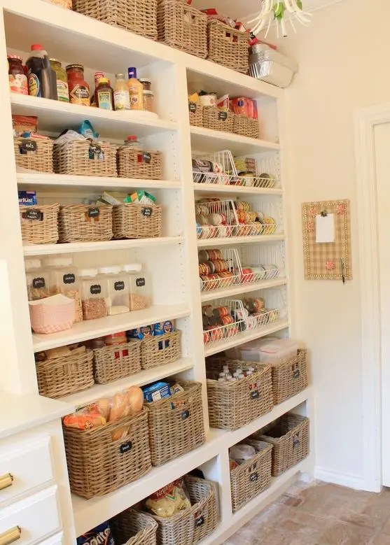 Picture Of how to organize your pantry easy and smart ideas 19