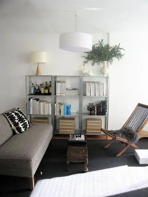 How To Rock IKEA Hyllis Shelves In Your Interior 31 Ideas