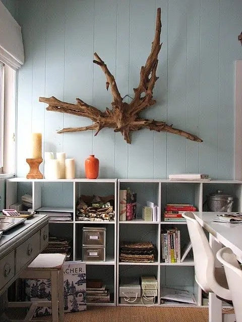 52 Ideas To Use Driftwood In Home Dcor DigsDigs