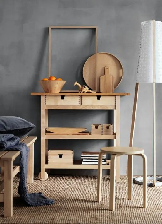 19 IKEA FRHJA Cart Storage And Display Ideas For Every