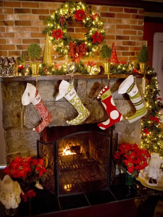 Collect This Idea Modern Christmas Decorations For Inspiring Winter Holidays 19