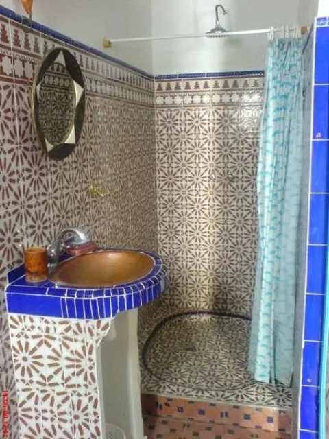 61 inspiring moroccan bathroom design