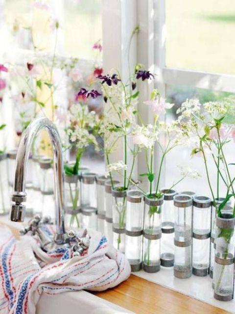 39 Inspiring Spring Kitchen Dcor Ideas DigsDigs