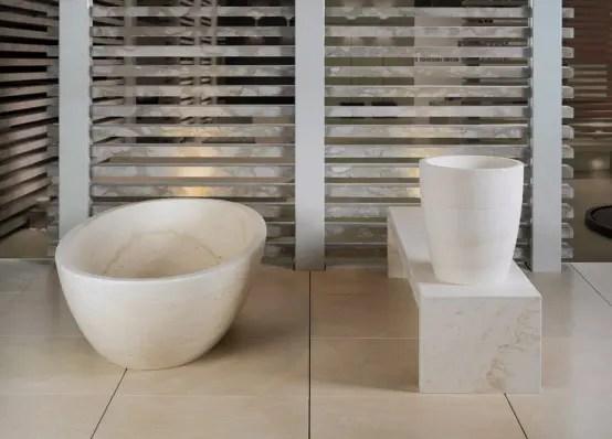 Marble Stone Bath