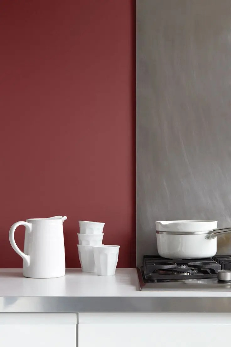 Marsala For Kitchens And Dining Room 28 Design Ideas DigsDigs