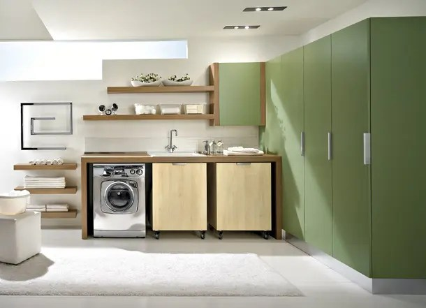 Modern Laundry Room Design And Furniture From Idea Group