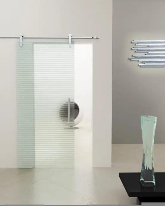 Single Glass Sliding Doors From Foa Porte DigsDigs