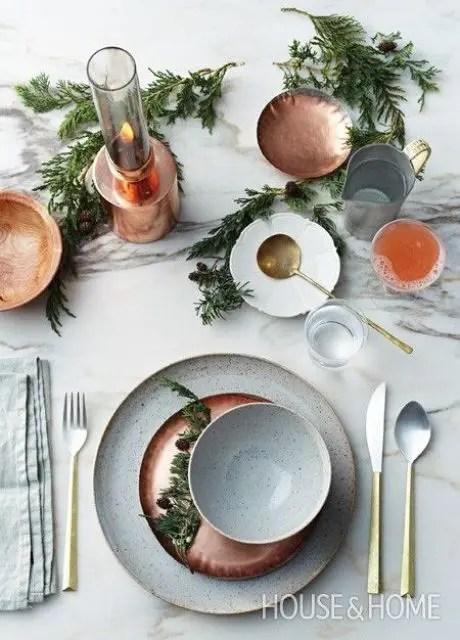 24 Modern Yet Stylish Thanksgiving Dcor Ideas DigsDigs