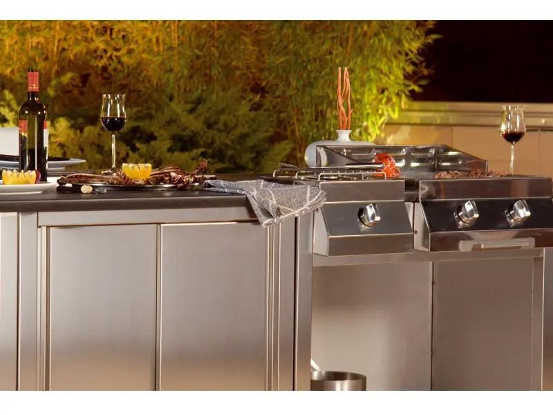 Modular Outdoor Kitchens KitChen Q From Bianchi DigsDigs