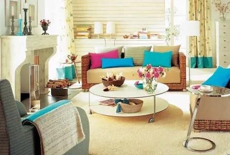 21 Vibrant Colored Sofa Design Ideas To Break The Monotony In Living Room