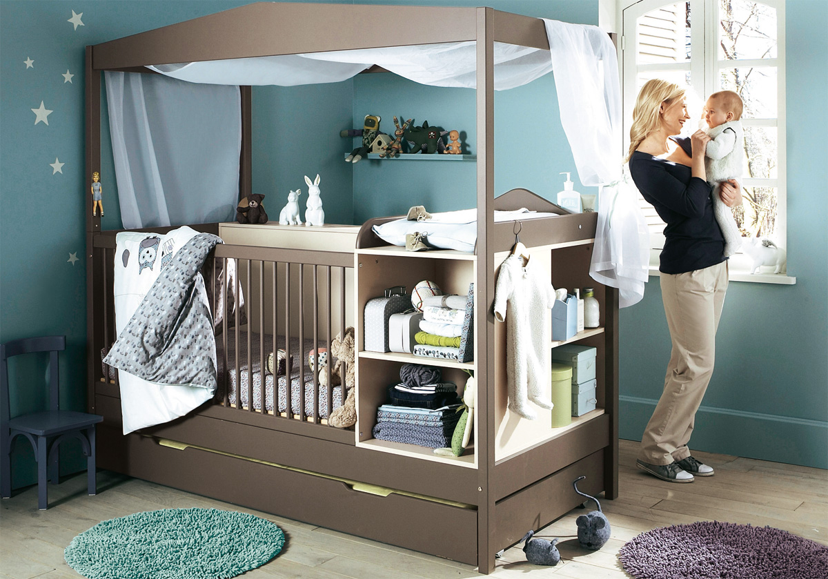 Baby girl nursery furniture. 18 nice sets and design ideas for and ...