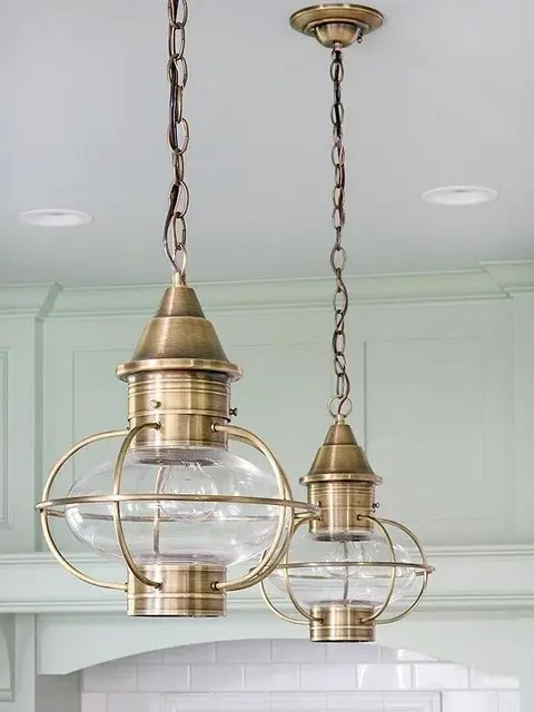 Modern Industrial Pendant Lighting