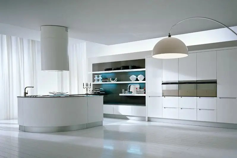 Round Kitchen Design Pictures