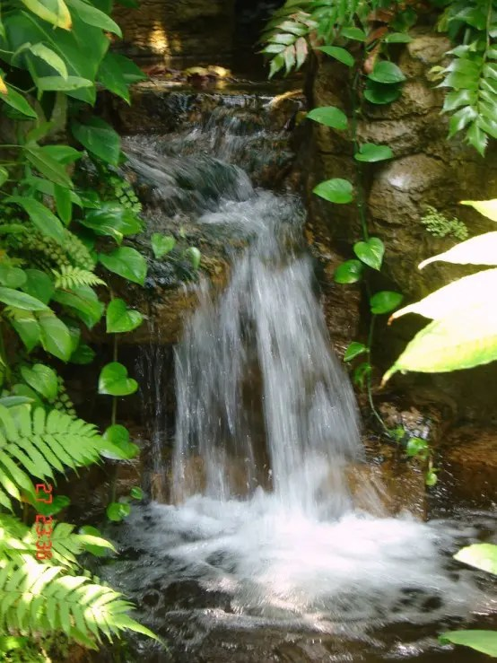 Small Garden Waterfalls