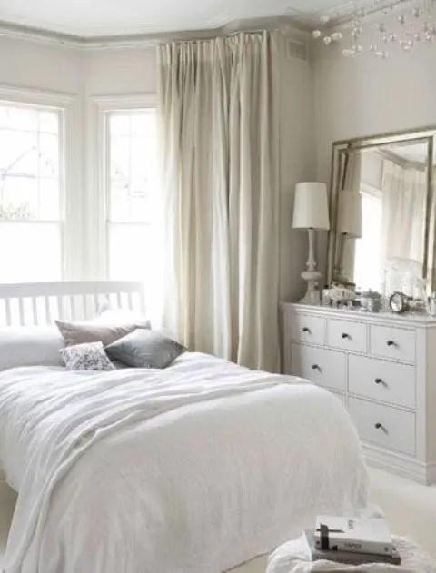 60 Relaxing Neutral Bedroom Designs - DigsDigs