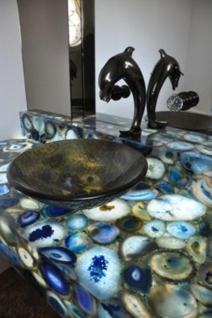 44 Sea Inspired Bathroom Dcor Ideas DigsDigs