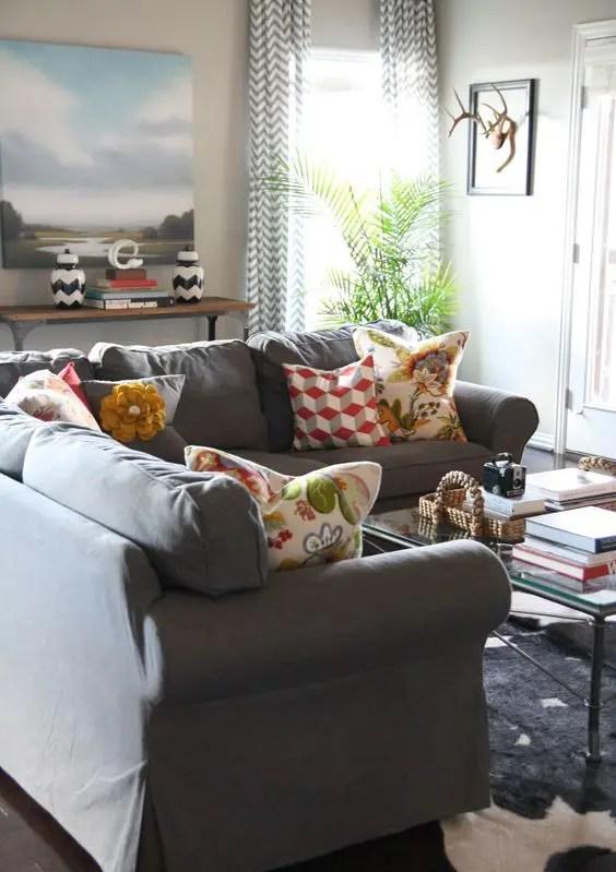 Large Living Room Ottoman