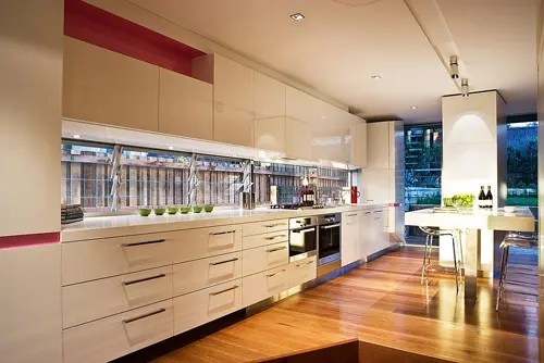 Small Contemporary Kitchen Designs
