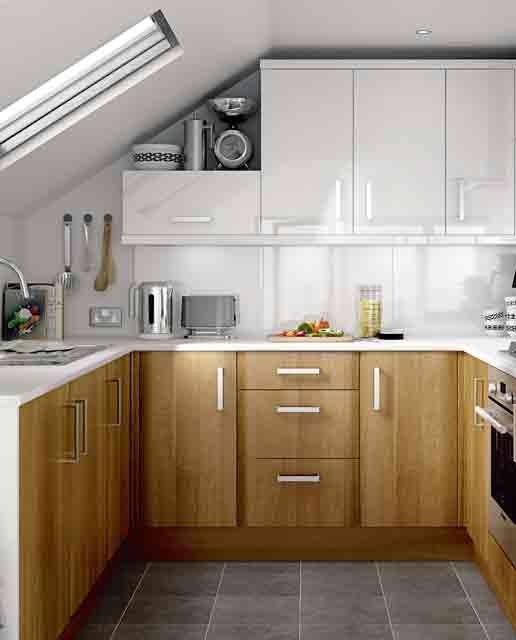 Small Kitchen Design Ideas 2014