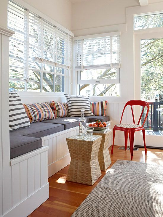 26 Smart And Creative Small Sunroom Dcor Ideas DigsDigs