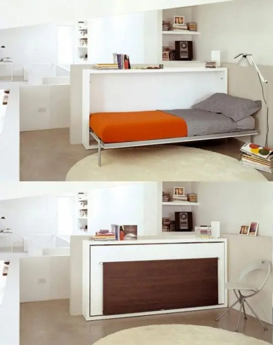 32 Smart And Stylish Folding Furniture Pieces For Small