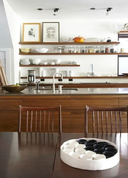 Atmospheric Mid Century Modern Kitchen Designs Cute