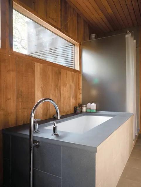 Designer Tips Masculine Bathroom Design