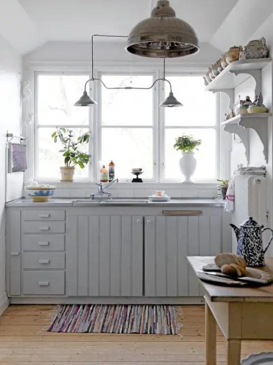 All Kitchen Small White