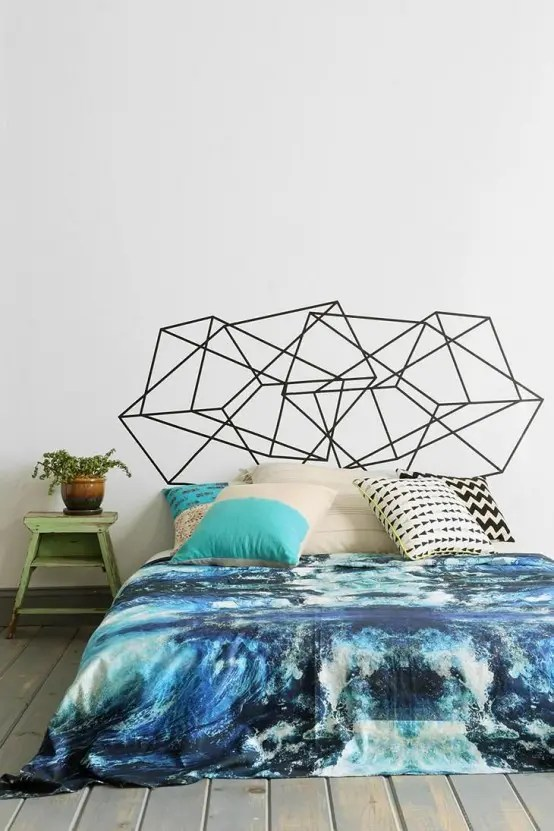 21 Trendy And Eye Catching Geometric Bedroom D 233 Cor Ideas