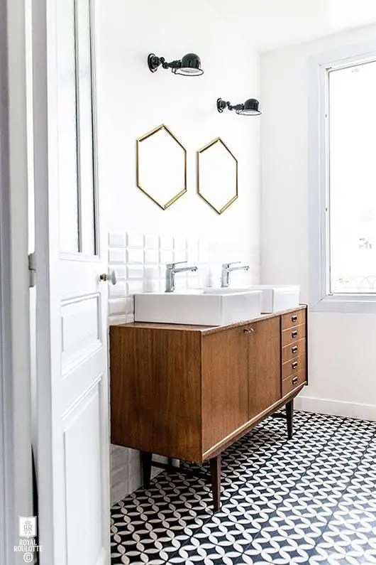 trendy-mid-century-modern-bathrooms-to-get-inspired-4 ...