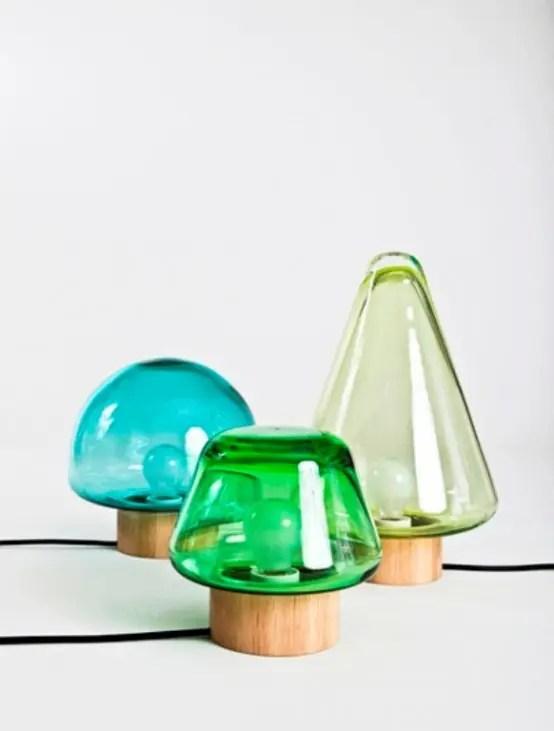 57 Unique Creative Table Lamp Designs Digsdigs