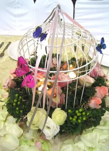 Gazebo Decorative Birdcage