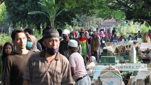 Ziarah Kubur Jelang Ramadhan 1441Hrea, Kota Medan.