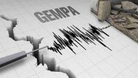 Gempa Bumi Magnitudo 4,0 Kembali Dirasakan di Ruteng-Manggarai